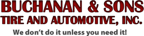 Buchanan & Sons Tire and Automotive, Inc.